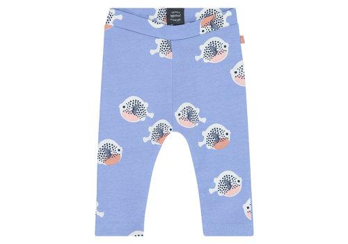 Babyface Babyface baby girls legging/lavender blue/P21/4 NWB21228252-004