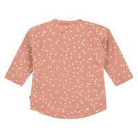 Babyface baby girls t-shirt long sleeve/rosewood/P21/4 NWB21228641-004
