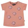 Babyface Babyface baby girls t-shirt short sleeve/rosewood/P21/4 NWB21228644-004