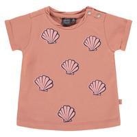 Babyface baby girls t-shirt short sleeve/rosewood/P21/4 NWB21228644-004