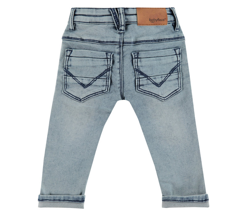 Babyface boys jogg jeans blue denim BBE21107202