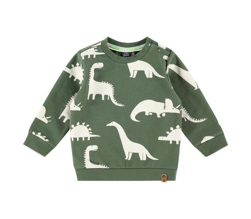 Babyface boys sweatshirt ARMY BBE21107403