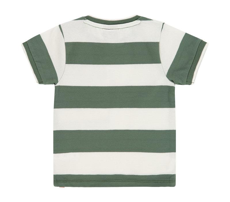Babyface boys t-shirt short sleeve ARMY BBE21107613