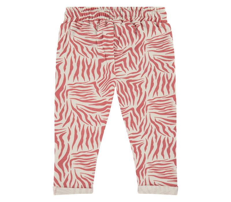 Babyface girls sweatpants faded rose BBE21108206