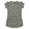 Babyface Babyface girls dress olive BBE21108706