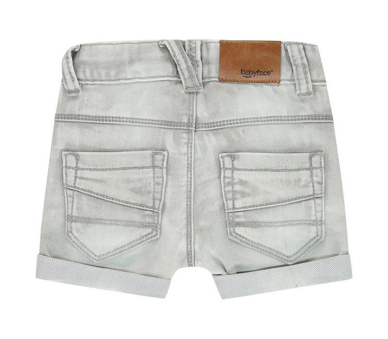 Babyface boys jogg jeans short BBE21207243
