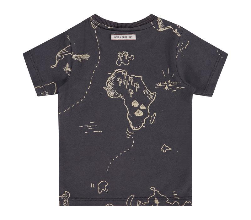 Babyface boys t-shirt short sleeve BBE21207647