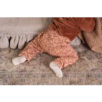 House of Jamie Ankle Socks Pelerine Oatmeal & Lace