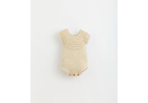 PlayUp PlayUp Knitted Jumpsuit DANDELION