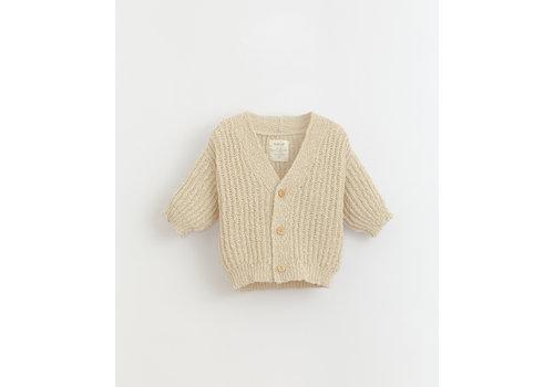 PlayUp PlayUp Knitted Cardigan DANDELION