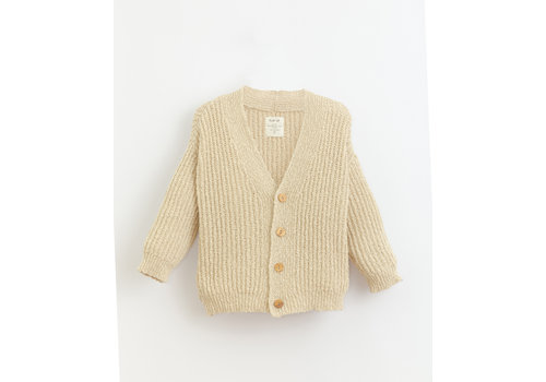 PlayUp PlayUp Knitted Jacket DANDELION