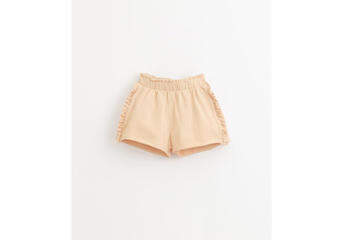 PlayUp PlayUp Fleece Shorts EGG