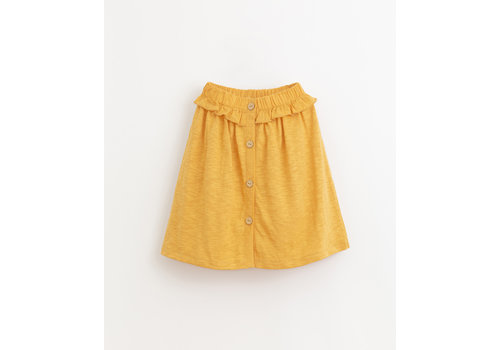 PlayUp PlayUp Mixed Skirt SUNFLOWER