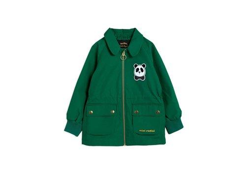 Mini Rodini Mini Rodini Panda jacket Green