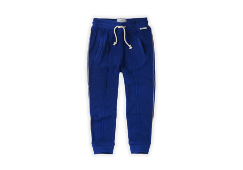 Sproet & Sprout Sproet & Sprout Track Pants Cobalt Blue