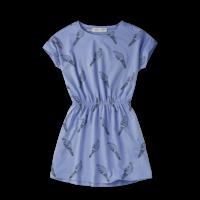 Sproet & Sprout Skater Dress Print Icecream Bright Blue