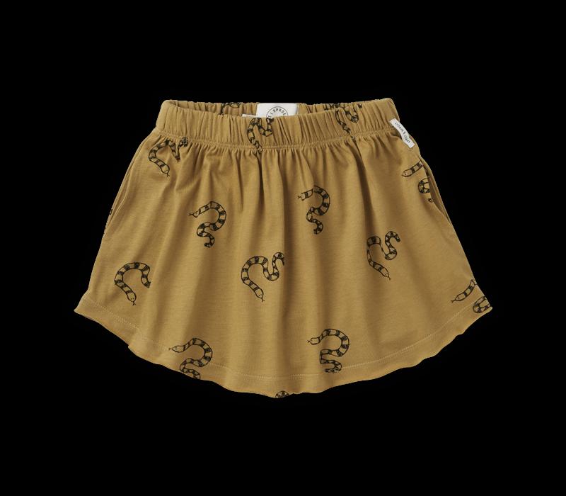 Sproet & Sprout Skirt Print Snake Desert