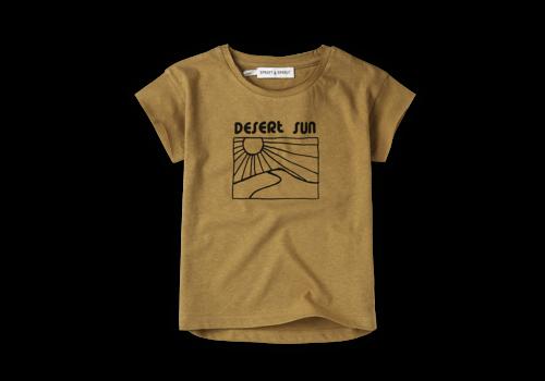 Sproet & Sprout Sproet & Sprout T-shirt Desert Sun Desert