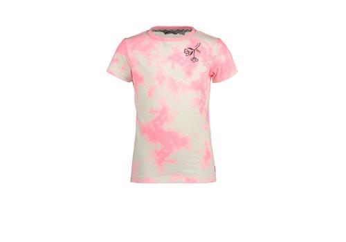 Moodstreet Moodstreet MT fancy T-shirt AO design Sparkling Pink