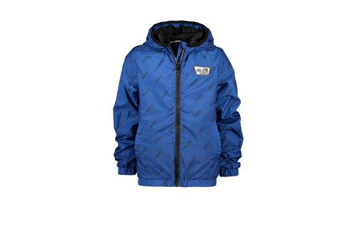 Moodstreet Moodstreet MT jacket AO text Sporty Blue