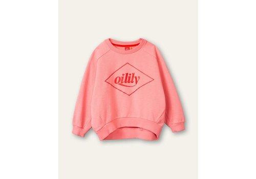 Oilily Oilily Hogo sweater 32 geranium pink