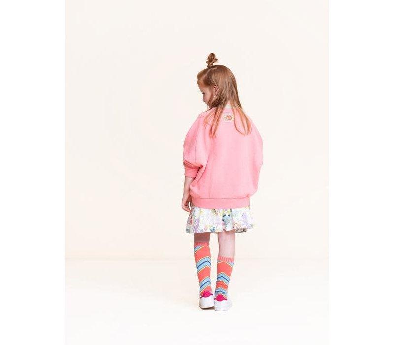 Oilily Hogo sweater 32 geranium pink
