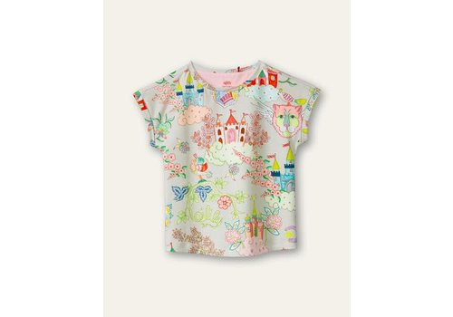 Oilily Oilily Tatoma T-shirt 05 Castles sand