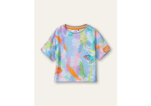 Oilily Oilily Tischa T-shirt 62 summer breeze