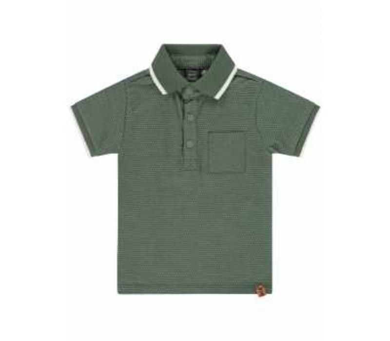 Babyface boys polo short sleeve Army BBE21107619