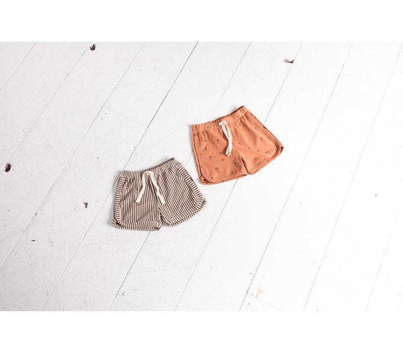 House of Jamie Gym Shorts Burnt Ginger Kites