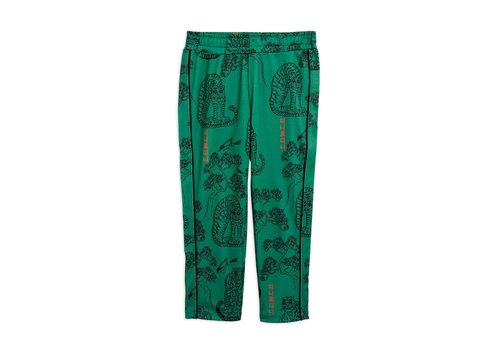 Mini Rodini Mini Rodini Tigers wct trousers Green