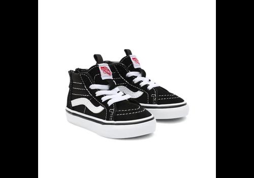 Vans Vans SK8-HI ZIP schoen zwart/wit