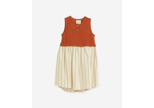 PlayUp PlayUp Mixed Dress ANISE
