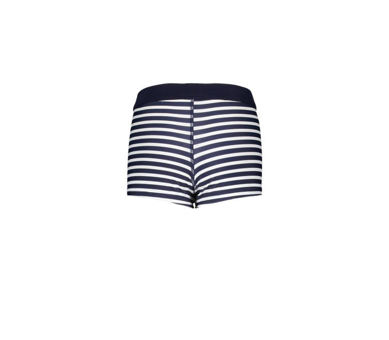 Just Beach Boys swimshort Dark blue stripes