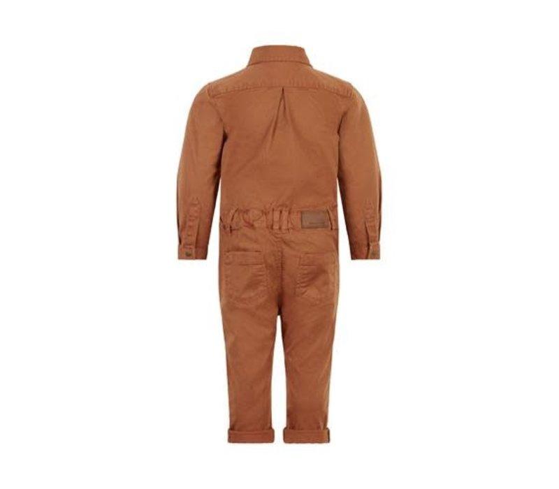 Enfant Boiler Suit 00-62 Roasted Pecan