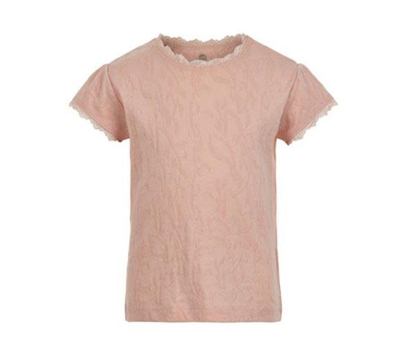 Enfant En Fant SS T-shirt Cameo Rose