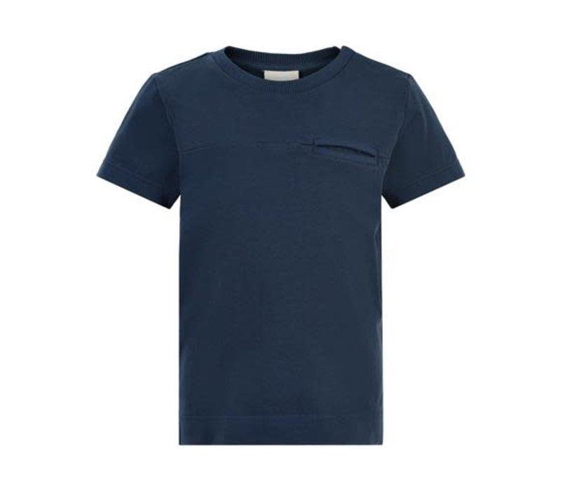 Enfant T-Shirt SS GOTS Certified 03-58 Dark navy