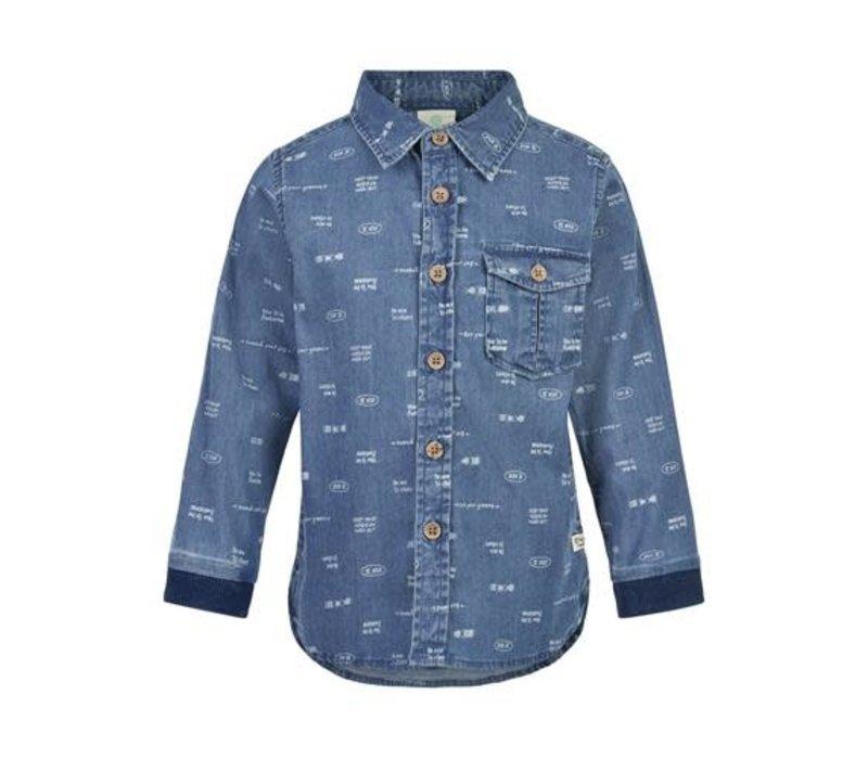 Enfant Shirt LS 10-01 Denim
