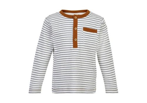 Enfant Enfant T-Shirt LS 00-31 Off White