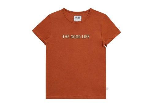 CarlijnQ CarlijnQ  The Good Life - t-shirt with print