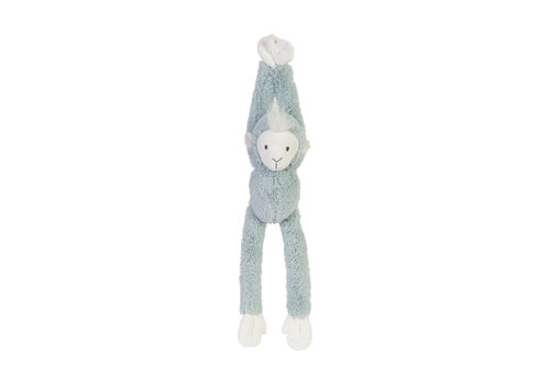 Happy Horse Teal Hanging Monkey no.2