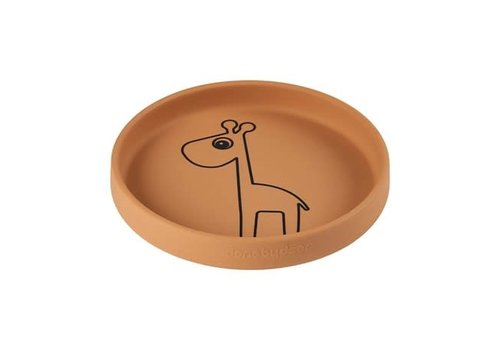 Done by Deer Done bu Deer Silicone plate, Rafi Mustard