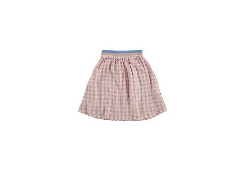 Picnik Picnik Kit SKIRT Grace Vichy Pink Girl 50% cotton 50% CV - Woven 155