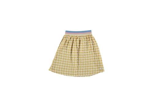 Picnik Picnik Kit SKIRT Grace Vichy Yellow Girl 50% cotton 50% CV - Woven 157