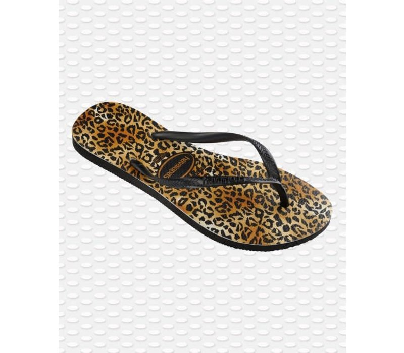 Havaianas Slim Leopard Kids