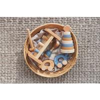 Jollein Houten speelgoedauto Sea animal caramel