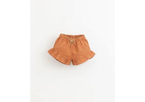 PlayUp PlayUp Linen Shorts RAQUEL