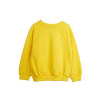 Mini Rodini Orca sp sweatshirt Yellow