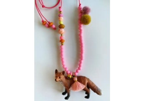ByMelo ByMelo Dierenketting Vive vos