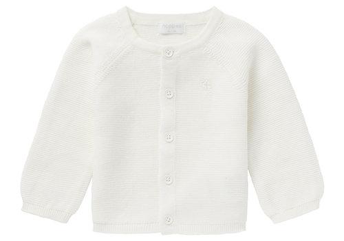Noppies Noppies U Cardigan knit Naga White